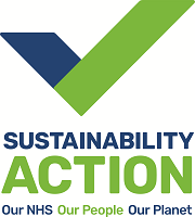 NHS sustainability action
